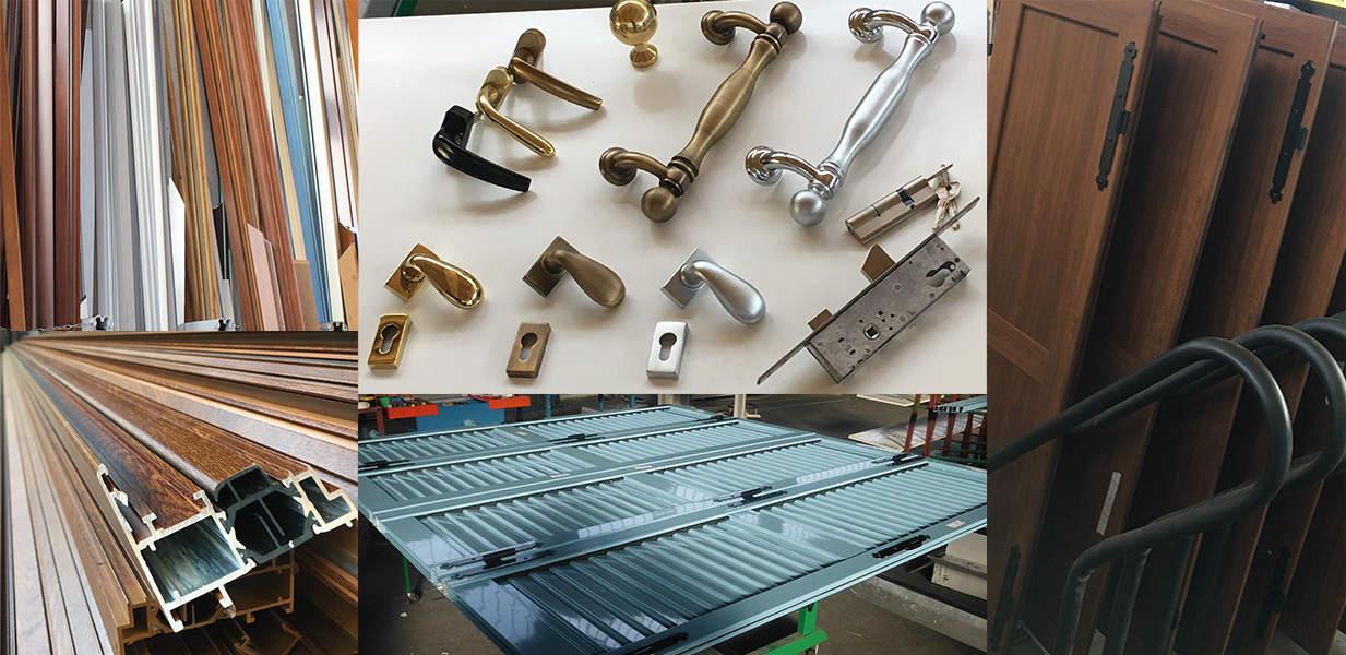 Serramenti in alluminio e PVC